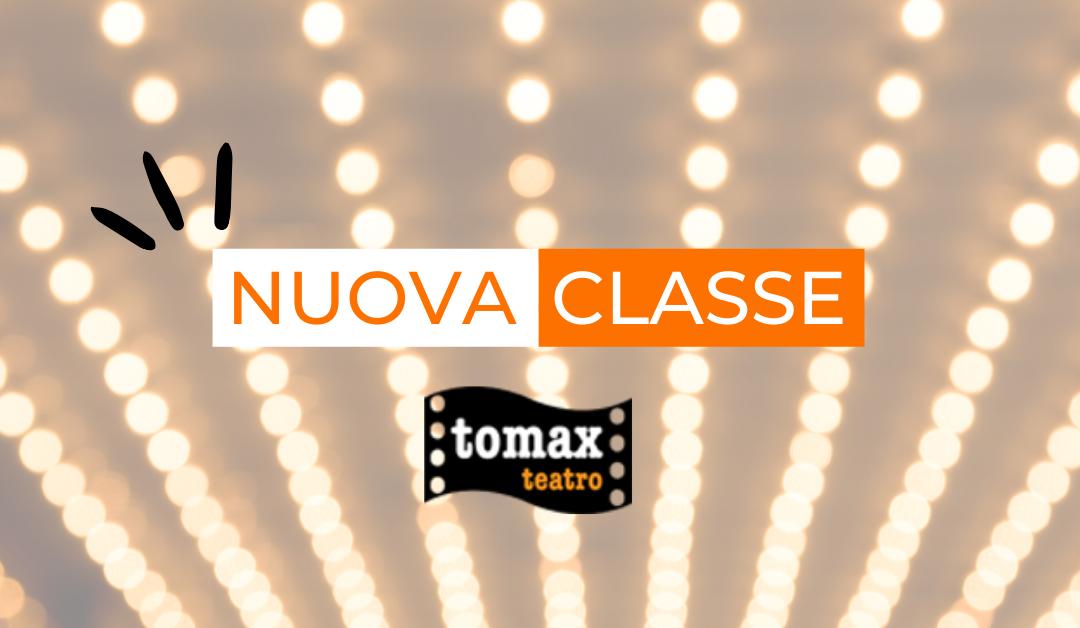 Nuova classe – Corso di teatro per principianti